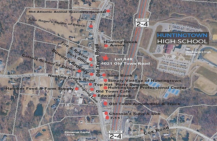 Alt Image � 4021 Old Town Road, Huntingtown, MD 20639