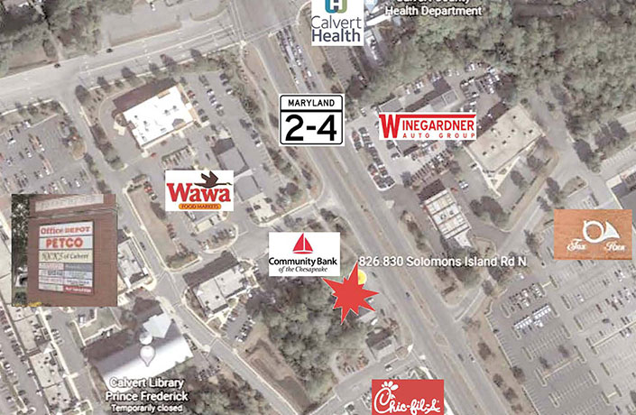 Alt Image � 830 Solomons Island Rd N, Prince Frederick, MD 20678