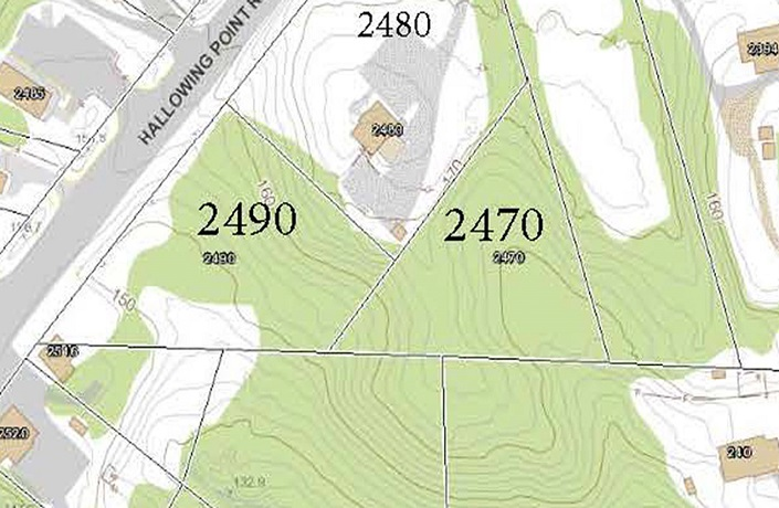 Alt Image � 2490 Hallowing Point Rd, Prince Frederick, MD 20678    Development Site, Land,Office Space for Sale