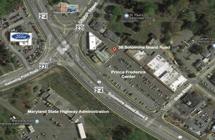 Alt Image � 36 Solomons Island Road S., Prince Frederick, MD 20678  | Retail, Office Space for Lease